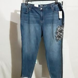 Style & Co MIDRISE Jeans